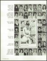 1985 James Madison Senior High School Yearbook Page 116 & 117