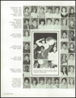 1985 James Madison Senior High School Yearbook Page 124 & 125