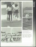 1985 James Madison Senior High School Yearbook Page 140 & 141