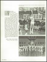 1985 James Madison Senior High School Yearbook Page 144 & 145