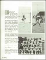 1985 James Madison Senior High School Yearbook Page 154 & 155
