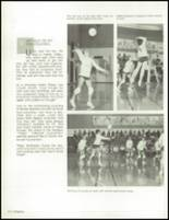 1985 James Madison Senior High School Yearbook Page 176 & 177