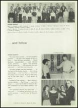 1957 West High School Yearbook Page 10 & 11