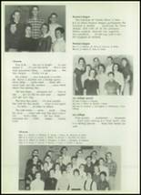 1957 West High School Yearbook Page 14 & 15