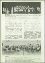1957 West High School Yearbook Page 22 & 23
