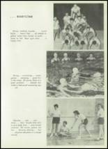 1957 West High School Yearbook Page 24 & 25