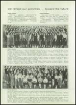 1957 West High School Yearbook Page 26 & 27
