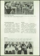 1957 West High School Yearbook Page 28 & 29