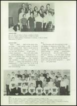 1957 West High School Yearbook Page 30 & 31