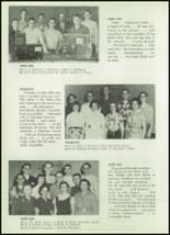 1957 West High School Yearbook Page 32 & 33