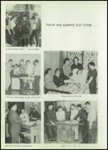 1957 West High School Yearbook Page 34 & 35