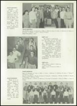 1957 West High School Yearbook Page 36 & 37
