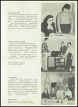 1957 West High School Yearbook Page 38 & 39