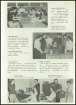1957 West High School Yearbook Page 40 & 41