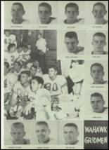 1957 West High School Yearbook Page 44 & 45