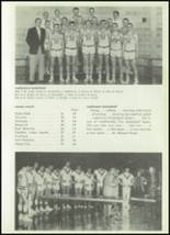 1957 West High School Yearbook Page 50 & 51