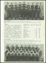 1957 West High School Yearbook Page 52 & 53