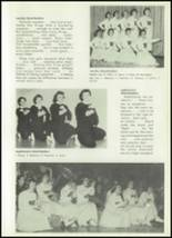 1957 West High School Yearbook Page 54 & 55
