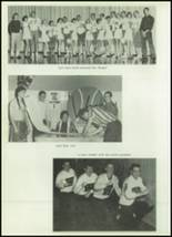 1957 West High School Yearbook Page 56 & 57
