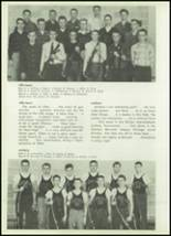 1957 West High School Yearbook Page 58 & 59