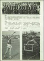 1957 West High School Yearbook Page 60 & 61
