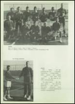 1957 West High School Yearbook Page 64 & 65