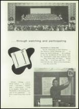 1957 West High School Yearbook Page 68 & 69