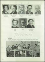 1957 West High School Yearbook Page 80 & 81
