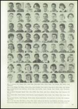 1957 West High School Yearbook Page 82 & 83