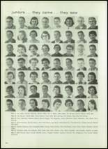 1957 West High School Yearbook Page 88 & 89