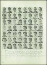1957 West High School Yearbook Page 90 & 91