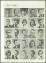 1957 West High School Yearbook Page 98 & 99