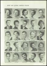 1957 West High School Yearbook Page 102 & 103