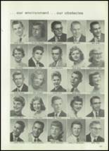 1957 West High School Yearbook Page 104 & 105