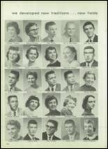 1957 West High School Yearbook Page 106 & 107
