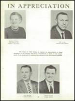 1960 South Glens Falls High School Yearbook Page 12 & 13