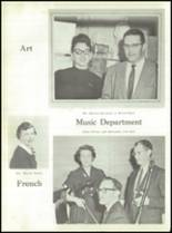 1960 South Glens Falls High School Yearbook Page 20 & 21