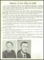1960 South Glens Falls High School Yearbook Page 32 & 33