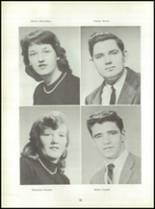 1960 South Glens Falls High School Yearbook Page 36 & 37