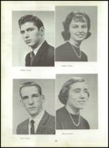 1960 South Glens Falls High School Yearbook Page 38 & 39