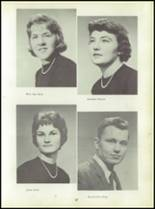 1960 South Glens Falls High School Yearbook Page 40 & 41