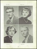 1960 South Glens Falls High School Yearbook Page 42 & 43