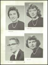 1960 South Glens Falls High School Yearbook Page 44 & 45