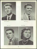 1960 South Glens Falls High School Yearbook Page 46 & 47