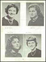 1960 South Glens Falls High School Yearbook Page 52 & 53
