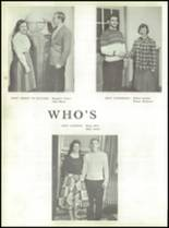 1960 South Glens Falls High School Yearbook Page 56 & 57