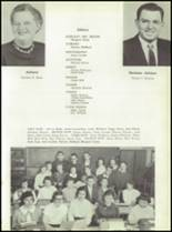 1960 South Glens Falls High School Yearbook Page 58 & 59