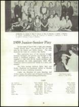1960 South Glens Falls High School Yearbook Page 62 & 63