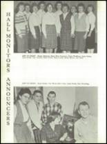 1960 South Glens Falls High School Yearbook Page 90 & 91