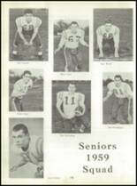 1960 South Glens Falls High School Yearbook Page 106 & 107